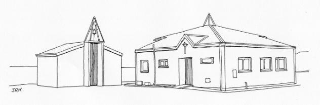 Haroldswick Methodist Church, Unst