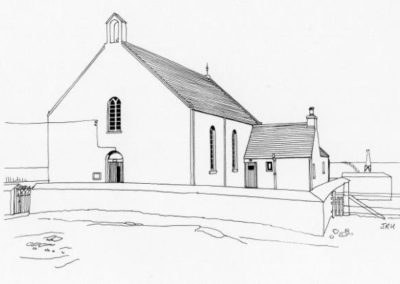 Howmore Parish Church (Parish of South Uist)