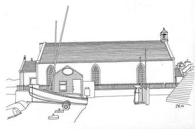 Isle of Whithorn Parish Church