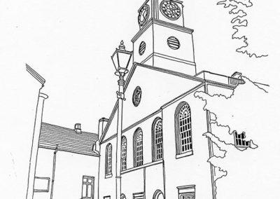 Kirriemuir Old Parish Church