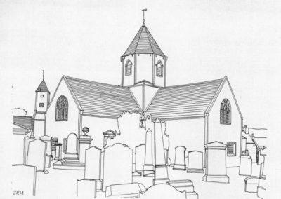 Lauder Parish Church