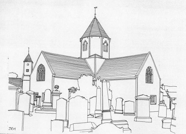 Lauder Old Church
