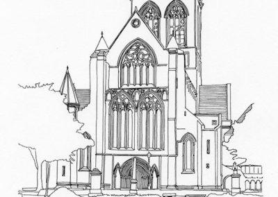 Paisley Abbey Church