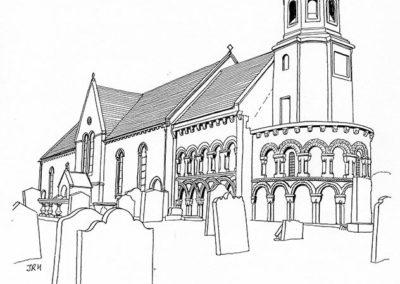 Parish Church of St Athernase, Leuchars