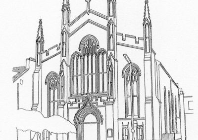 St Andrew's RC Cathedral, Dundee