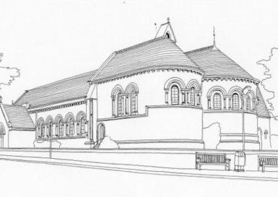 St Baldred's Scottish Episcopal Church, North Berwick