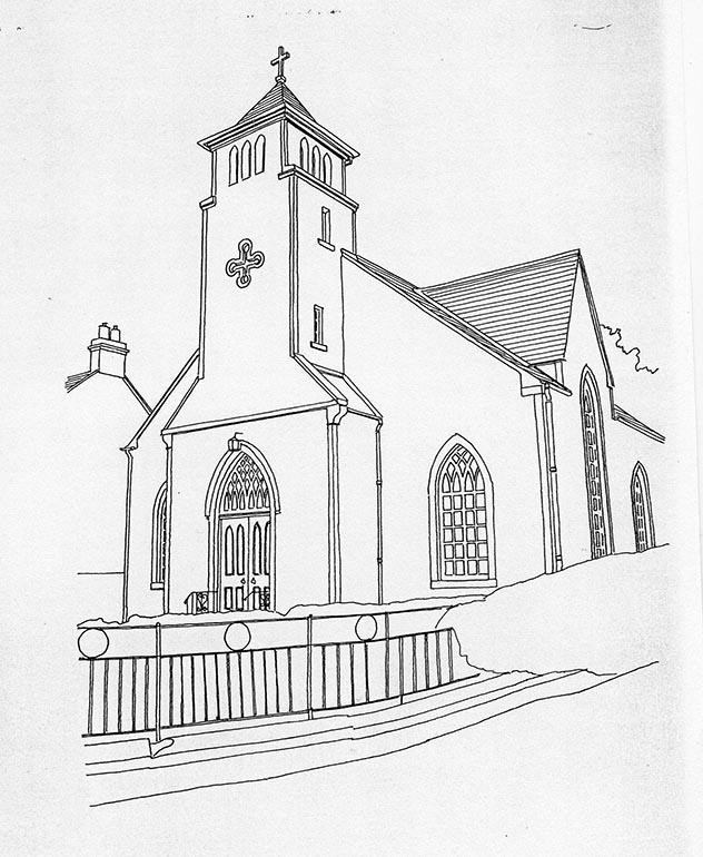 St Boswells Parish Church