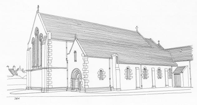 St Columba's South, Elgin