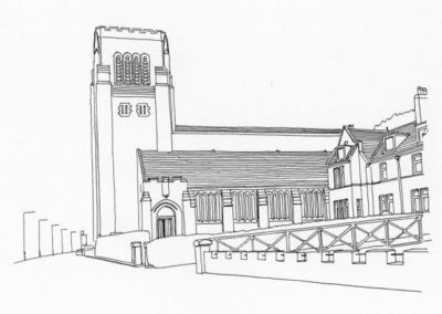 St Columba's Roman Catholic Cathedral, Oban
