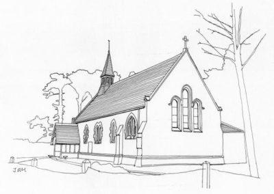 St Finnbarr's Scottish Episcopal Church, Dornoch