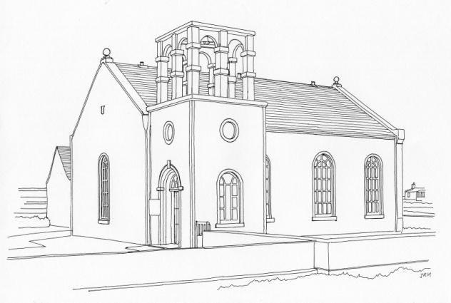 St John's, Baltasound, Unst