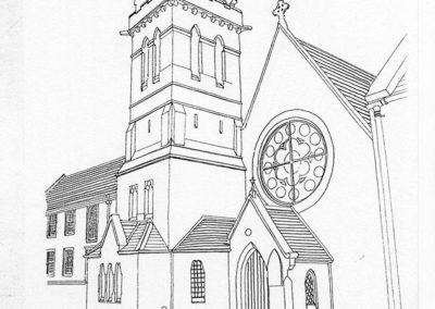 St Magnus' Scottish Episcopal Church, Lerwick