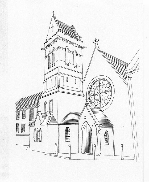 St Magnus Episcopal, Lerwick