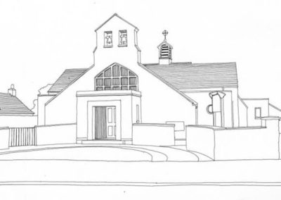 St Martin and St Ninian's Roman Catholic Church, Whithorn