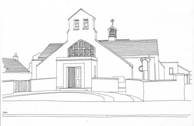 St Martin & St Ninian, Whithorn