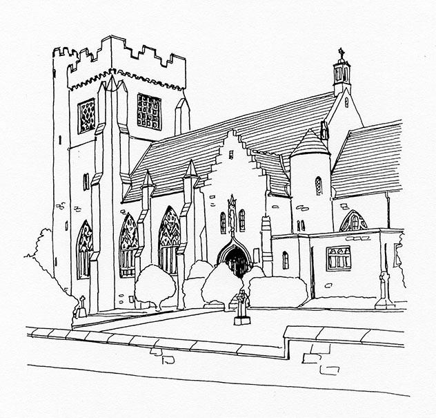 St Mary's Episcopal Church, Kirriemuir