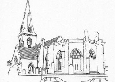St Nicholas Buccleuch Parish Church, Dalkeith