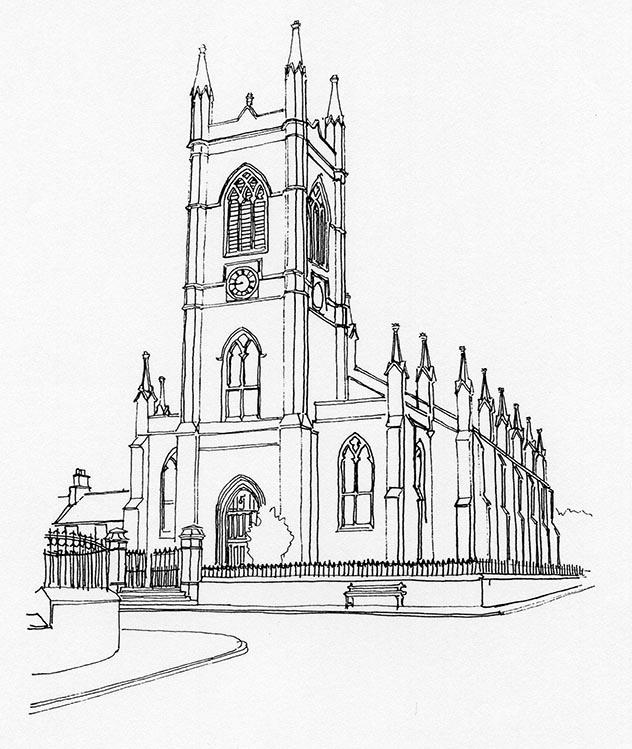 St Peter's & St Andrew's Church, Thurso