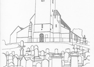 St Vigean's Parish Church, Arbroath