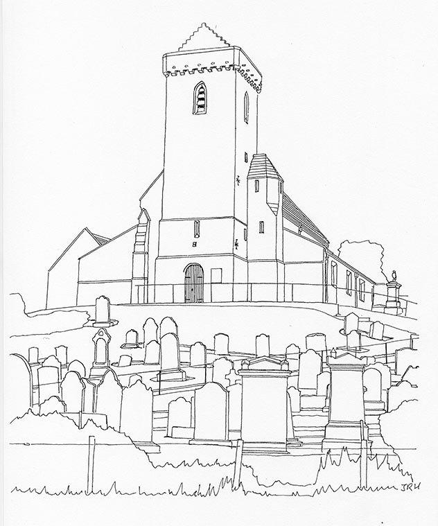 St Vigeans Church, Arbroath