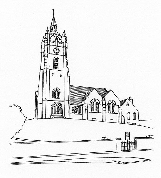 Tarbert Parish Church
