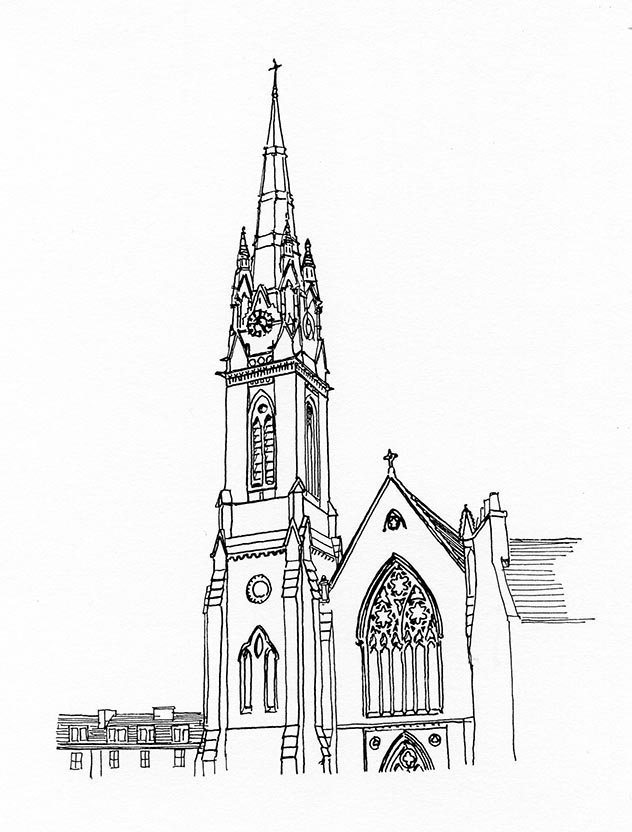 Cathedral of St Mary of the Assumption, Aberdeen
