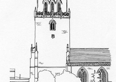 The Steeple Church, Dundee