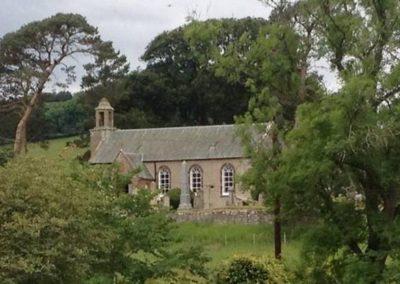 Skirling Parish Church