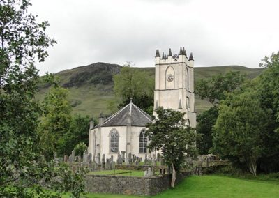 Glenorchy and Innishael Parish Church, Dalmally