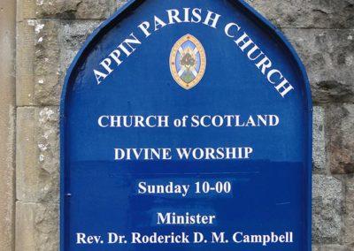 Appin Parish Church