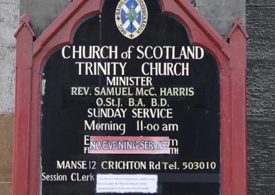 Trinity Parish Church, Rothesay,Bute