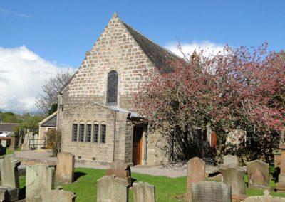 Symington Church, Ayrshire