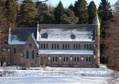 Aberlour, St Margaret's Episc Church