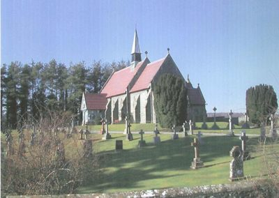 All Saints' Church, Challoch