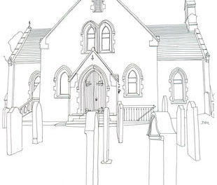 Applegarth, Sibbaldie and Johnstone Church