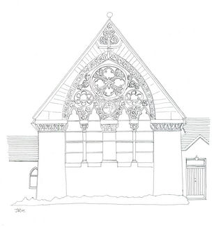 Auchengray Church