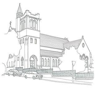 Balgay Parish Church, Dundee