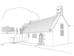 Chapel of St Colm & Margaret, Melsetter, Hoy