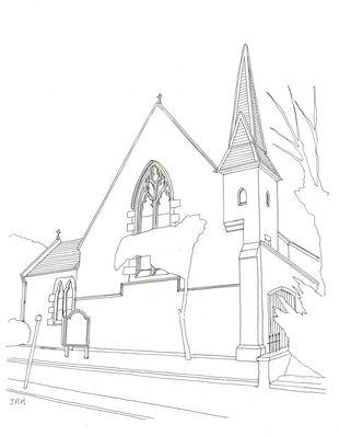 Christ Church, Lanark