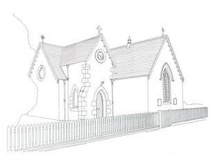 Craigellachie Church