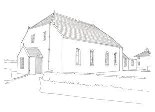East Mainland Church, Orkney