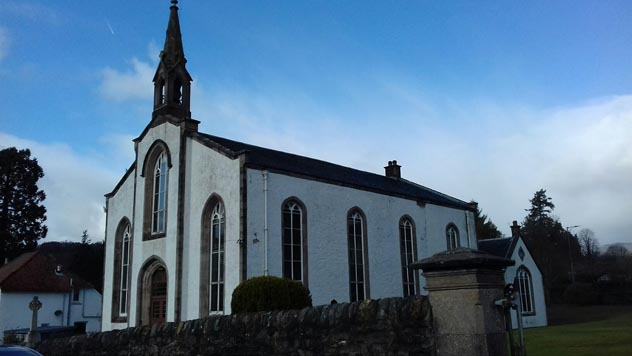 Garelochhead Parish Church
