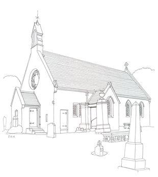Fala and Soutra Parish Church