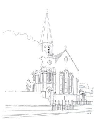Freuchie Parish Church
