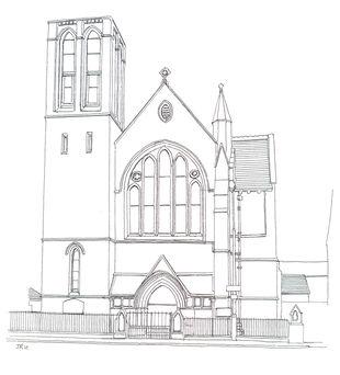 Gilmour & Whitehill Parish Church, Hamilton