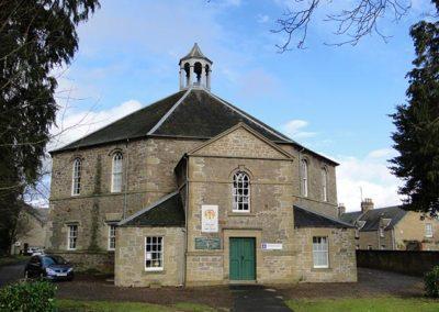 Kelso Old Parish Church