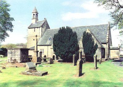 The Auld Kirk of Kilbirnie