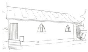 King David of Scotland Church, Inverbervie