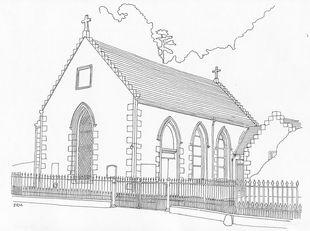 Kirkurd & Newlands Church
