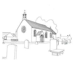 Legerwood Parish Church
